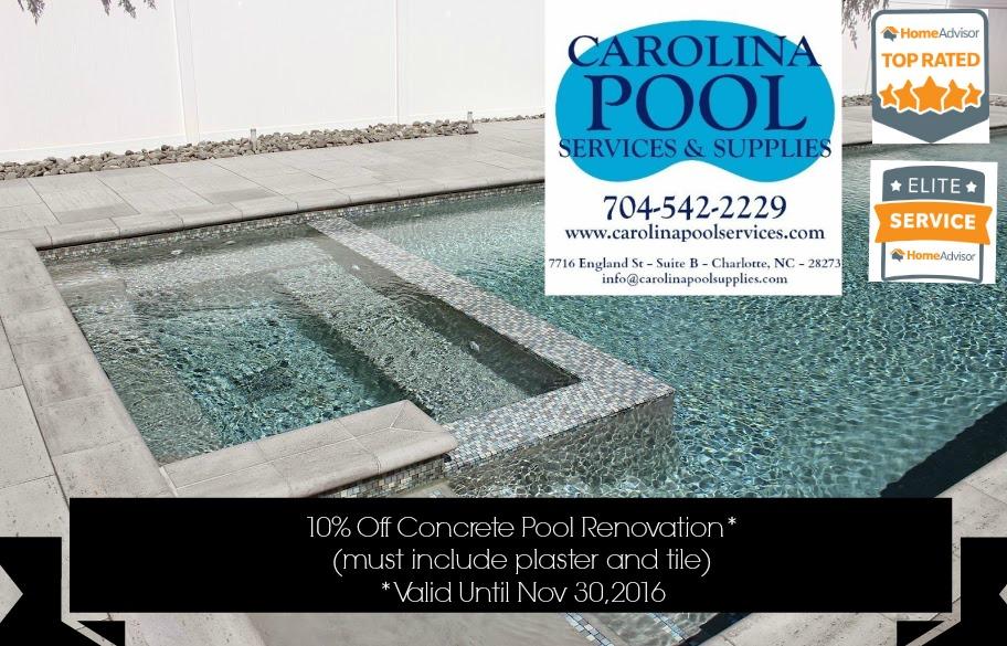 10 % Off Concrete Pool Renovations